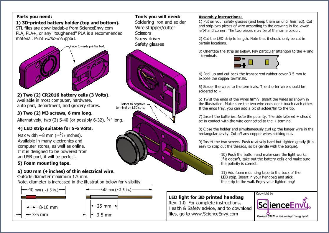 Download and 3D print your own designer handbag! - Science Envy